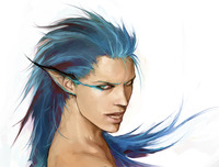 bleach espada hentai wallpapers anime wallpaper grimmjow portrait bleach espada