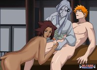 bleach haineko hentai media original haineko hentai bleach ichigo