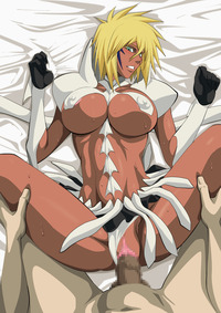 bleach halibel hentai lusciousnet tia harribel purple haz hentai pictures album bleach pics haze bleac