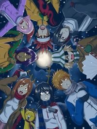 bleach hentai christmas photos anime christmas bleach lover zipfrj phineas ferb hantai