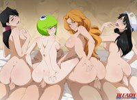 bleach hentai espada these sweeties from bleach only have fantastic culos they all enjoy being pummeled them