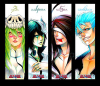 bleach hentai espada pre bleach ecthelian morelikethis fanart traditional paintings