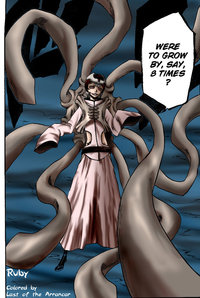 bleach hentai tentacles pre luppi tentacle arrancar last art