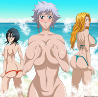 bleach hentai yachiru samples sample bee rangiku huge tits bleach hentai world