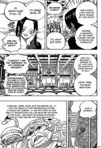 boa hancock and luffy hentai manga dsx yoiqbkm one piece