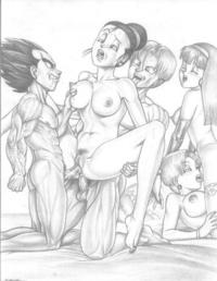bulma and trunks hentai ebe aeb bra briefs bulma chichi dragon ball pandoras box trunks vegeta