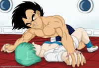 bulma and vegeta hentai maz qbx