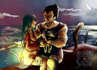 bulma and vegeta hentai bulma vegeta responsability queensnow lackl morelikethis fanart digital painting movies