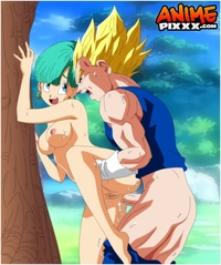 bulma dragonball hentai media dragon ball hentai bulma thrice yuri ecchi shoujo imageholder