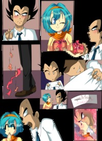 bulma hentai comics pre vegeta bulma comic nlc dragon ball twilight
