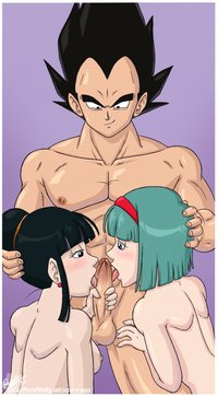 bulma vegeta hentai asator lusciousnet pictures search query bulma briefs chichi page