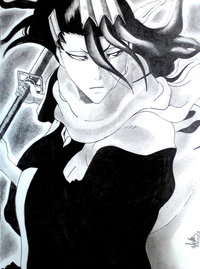 byakuya hentai pre kuchiki byakuya drawing bleach extremegun wllqn morelikethis fanart digital drawings movies