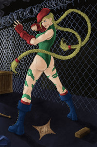 cammy hentai cosplay pre cammy ready chadfeldpausch morelikethis fanart cartoons traditional