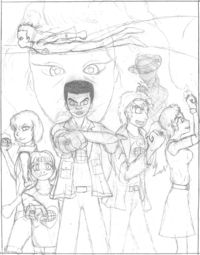 captain planet hentai captain planet remake drawings pmwiki posts