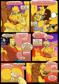 cartoons hentai images category simpsons page