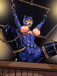 cat woman hentai lusciousnet catwoman bound gagg pictures album porn pics hot pussy sorted newest page