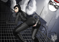 cat woman hentai hikashy pictures user hot catwoman