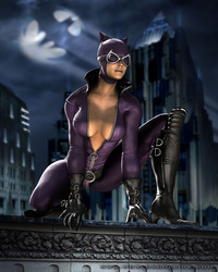 catwoman hentai gallery catwoman