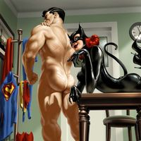 catwoman hentai porn lusciousnet catwoman superman superheroes pictures album porn pics hot pussy