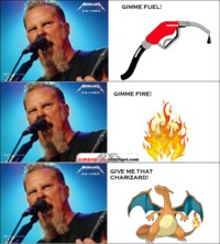 charizard hentai gimme fire that give fuel charizard metallica pokemon animemes docid dragon ball kai inuyasha hentai ecchi online