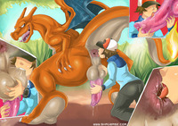 charizard hentai comic folder charizard worship