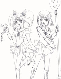 chibi moon hentai pre chibi moon saturn sketch cloudstrifejen morelikethis traditional