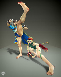 chun li and cammy hentai monkeybeard chun faustie hentai foundry