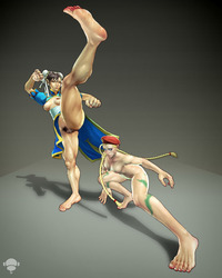 chun li and cammy hentai monkeybeard pic
