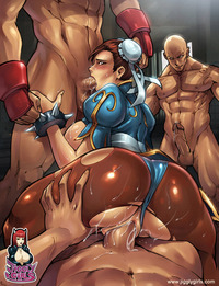 chun li street fighter hentai chun reiq street fighter page
