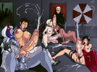 clair redfield hentai ada wong chris redfield devil jill valentine resident evil rule sheva alomar albert wesker