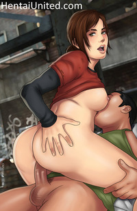 claire redfield hentai claire redfield red pyramid resident evil hentai ellie last