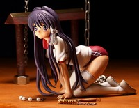 clannad tomoyo hentai figures kyou fujibayashi gym shed from clannad version