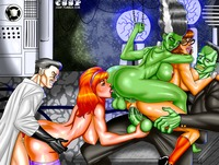 daphne blake hentai game daphne scooby doo hentai velma were invited orgy famous monsters