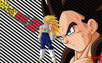 dbz vegeta hentai wallpapers dragonball vegeta hecho por taringa wallpaper resolution details