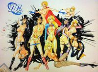 dc girls hentai hentai girls