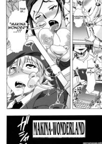 deadman wonderland hentai pics media original manga deadman wonderland makina chapter page hentai