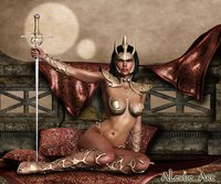 dejah thoris hentai dejah thoris lanista tqo art princess mars