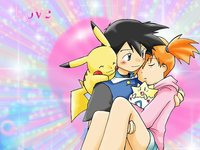 delia ketchum pokemon hentai wallpapers ash misty pokemon wallpaper delia hentai cartoon