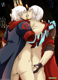 devil may cry 4 hentai dantexnero