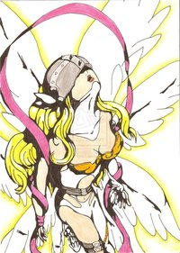 digimon hentai angewomon pre angewomon umbria tcfxb thread sexy digimon club guys possible nsfw mature