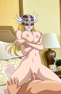 digimon hentai angewomon eabfc angewomon digimon some porn fairymon glamour works