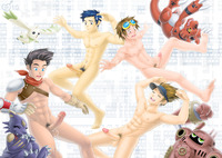 digimon tamers rika hentai rule escort home nude digimon character