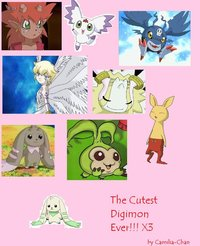 digimon zoe hentai pre cutest digimon ever camilia chan morelikethis collections