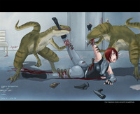 dino crisis hentai tsurugi pictures user game over