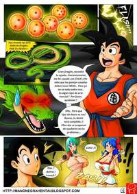 dragon ball z goku hentai comics porno dragon ball goku comic