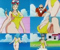 dragon ball z hentai photos media dragon ball maron hentai
