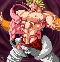 dragpn ball z hentai toons pics pic picture broly dragon ball gay hotcha majin buu male monster boy tentacle yaoi