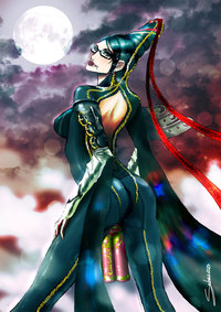 e hentai bayonetta pre bayonetta sebasrd swn morelikethis artists manga traditional paintings