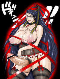 e hentai bayonetta bayonetta character futanari glasses long hair plump pubic serious graphics very