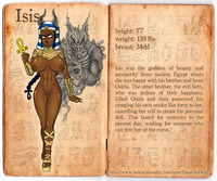 egyptian hentai cfe bdaa danteinhell egyptian mythology goddess isis